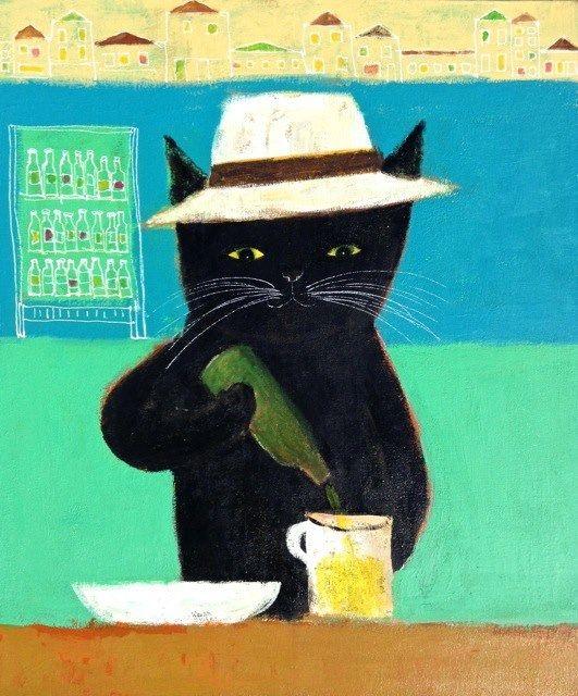 Ο μαύρος γάτος είναι σε διακοπές και σας θυμίζει τα καλύτερα άρθρα του
