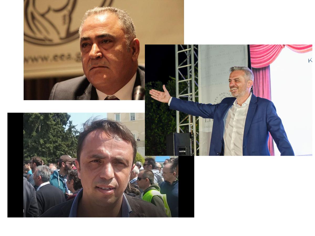 Ποιός θα είναι ο επόμενος πρόεδρος του Ε.Ε.Α;